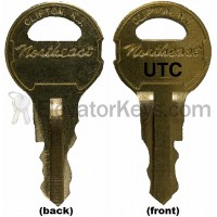 Otis UTC key