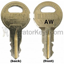 Illinois AW key